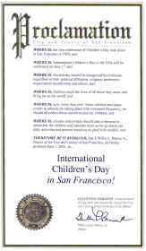 2001 San Francisco Proclamation.jpg (360439 bytes)